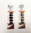 Sally Hansen Salon Effects Nail Sitckers Choose Design 3D or Foil - 840 or 850