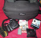 Almost Perfect Nikon D90 123MP Digital Camera Bundle with Bag Just 6491 Clicks