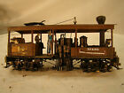 Two Track Logging Steam Engine Shay custom weathered On30 scale lot 4