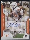 JAMAAL CHARLES 2008 UD DRAFT EDITION ROOKIE AUTO AUTOGRAPH BRONZE 03 50 BRONCOS