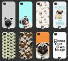 Pug Phone Case Cover Dog Pugs Life Pet Personalised Custom Dogs Cute Funny 155