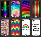 Rainbow Phone Case Cover Colourful Bright Cool Multicoloured Novelty Style PC102