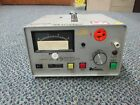 Associated Reasearch Inc AC Hypot and Ground Continuity Tester Model 4040AT