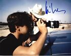 DIRECTOR WIM WENDERS SIGNED PARIS TEXAS MOVIE 8x10 PHOTO W COA WINGS OF DESIRE