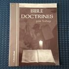 Abeka Bible Doctrines for Today Test Quiz Key Second Edition Home School 10 HS