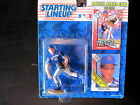 DAVID CONE VINTAGE 1993 STARTING LINEUP  FIGURE WITH 2 CARDS  *NIB*