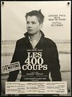 400 BlOWS 1960 French 23x31 ri poster Francois Truffaut COUPS Film Art Gallery