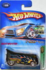 HOT WHEELS 2005 TREASURE HUNT CUSTOMIZED VW DRAG BUS 133 FACTORY SEALED W+