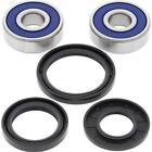 Kawasaki VN750A Vulcan 750 1986-2006 Front Wheel Bearings And Seals Kit