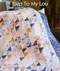 SKIP TO MY LOU Quilt Pattern Easy Piecing Multiple Sizes from Magazine