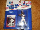 George Bell 1988 Starting Lineup Toronto Blue Jays  in Original Package