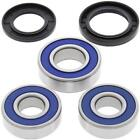Kawasaki Ninja ZX900 ZX9R 1998-1999 Rear Wheel Bearings And Seals Kit