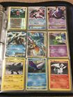 Pokmon Card Lot Over 150 Cards In Card Protector Pages Book Does Not Come With