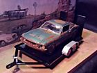 118 Scale Diecast 2 pcsetWeathered RustedGreen67 Mustang GTA