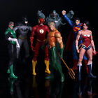 Justice League Action Figure 7 Pack DC Universe Rebirth New 52 Super Hero Toy