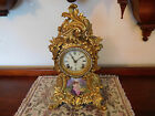 Antique Ansonia Amphion Mantel Clock  111