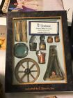 Fontanini Nativity Village Stable Accessories in Original Box 2000