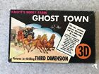 Vintage KNOTTS BERRY FARM GHOST TOWN 3D picture pack