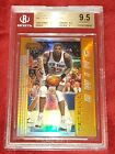 PATRICK EWING 1996 BOWMAN'S BEST CUTS REFRACTOR BC13 HOF A BEAUTY BGS 9.5 ☆RARE