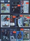 HUGE PREMIUM PATCH AUTO JERSEY ROOKIE SERIAL #'D FOOTBALL CARD COLLECTION LOT $$