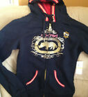 NWT ECKO RED WOMENS SMALL FULL ZIP JACKET