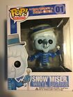 Funko Pop Holidays Snow Miser 01 NIB Rare Retired Year without a Santa Claus