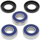 Kawasaki KX100 1998-2018 Rear Wheel Bearings And Seals KX 100