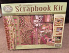Unopened The Complete Scrapbook Kit 12x12 Bound Album  1200+ Pieces