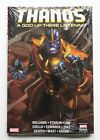Thanos A God Up There Listening NEW Hardcover Marvel Graphic Novel Comic Book