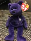 Rare, retired TY beanie babies with tag errors: Princess Diana, Curly, Valentino