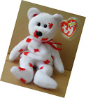 TY Beanie Babies Chinook Bear Stuffed Animal Plush Toy - 8 1/2 inches tall - Whi