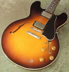 Gibson Memphis 1958 ES-335 TD 2016 -58s Burst- New  FREE Shipping