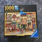 Ravensburger Puzzle 1000 piece Streets of France Made in Germany Jennifer Garant