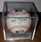 2016 MLB authenticated GAME USED BASEBALL Cesar Hernandez Chad Bettis Coors