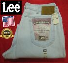 NEW VINTAGE LEE RELAXED FIT JEANS PANTS DEADSTOCK USA 34x32