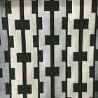 Piccadilly - Geometric Cut Velvet Upholstery Fabric By The Yard - Available In 1