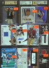 HUGE PREMIUM PATCH AUTO GRADED JERSEY ROOKIE D SPORTS CARD COLLECTION LOT