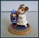 Wee Forest Folk The Nutcracker blue M 174 Retired