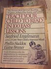 SRA DISTAR Program Teach Your Child To Read In 100 Easy Lessons