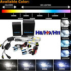 Autofather Slim Xenon Lights Hid Kit H11h8h9 55w 50006000800010000k Bright