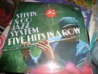 record music vinyl rare STIVIN  CO JAZZ SYSTEM FIVE HITS IN A ROW