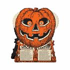 Beistle Jack O Lantern Fortune Wheel Game 9 Inch by 7 1 2 Inch 1