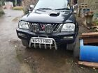 L200 warrior project non runner