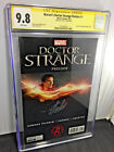 Marvel's Doctor Strange Prelude 1 CGC SS 9.8 signed by Stan Lee