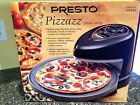 NIB ~ Pizzazz Pizza Oven, Kitchen Food Heating Countertop Pizza Cooker Rotating