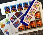 (20) USPS Forever Stamps - Various Designs - Christmas - Holiday Postage Stamps