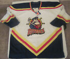 Peoria Rivermen IHL Vintage Authentic Bauer Pro Wear Hockey Jersey New With Tags