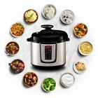 Electric Pressure Cooker 12 in 1 Multi Functional 6 Quart Nonstick Cooking Pot