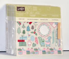 Candy Cane Rub On Transfers Stampin Up Lot of 12 Qty 4 per Pkg Nice Gift