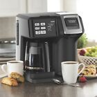 Hamilton Beach FlexBrew 2-Way Coffee Maker Programmable Adjustable Brew Indicate